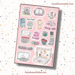 "Virtual witnessing sticker Sheet (5""x7"")"
