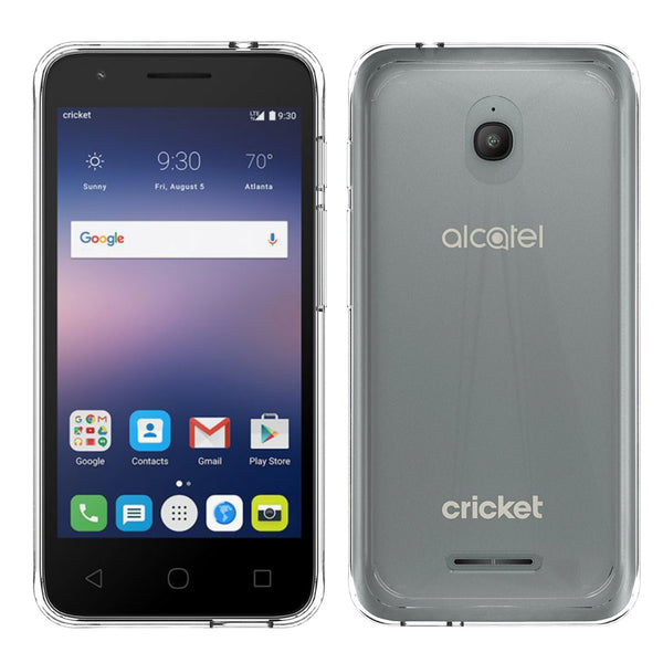 Alcatel Dawn, Alcatel Ideal, Alcatel Streak and Alcatel Acquire Ultra Slim Acrylic Clear Case
