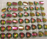 #5107 Vitrail Medium RIGHTS 12mm Pagoda Crystals (lot of 12)
