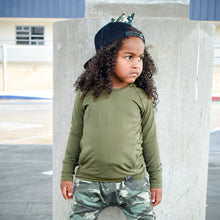 Load image into Gallery viewer, Kids Solid Hoodie