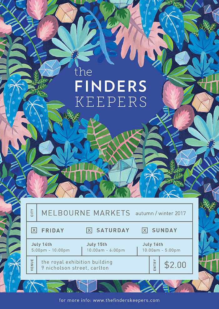 FINDERS KEEPERS MELBOURNE
