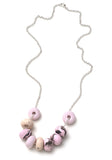 Bernadette 9 Bead Necklace