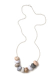 Bianca 9 Bead Necklace