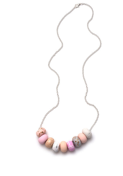 Cherie 9 Bead Necklace