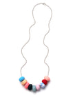 Flora 9 Bead Necklace