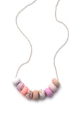 Freya 9 Bead Necklace
