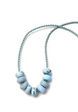 Josephine 9 Bead Necklace