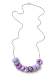 Lucienne 9 Bead Necklace