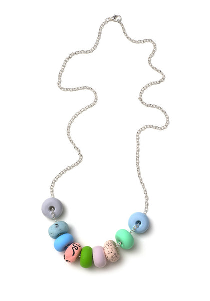 Paloma 9 Bead Necklace