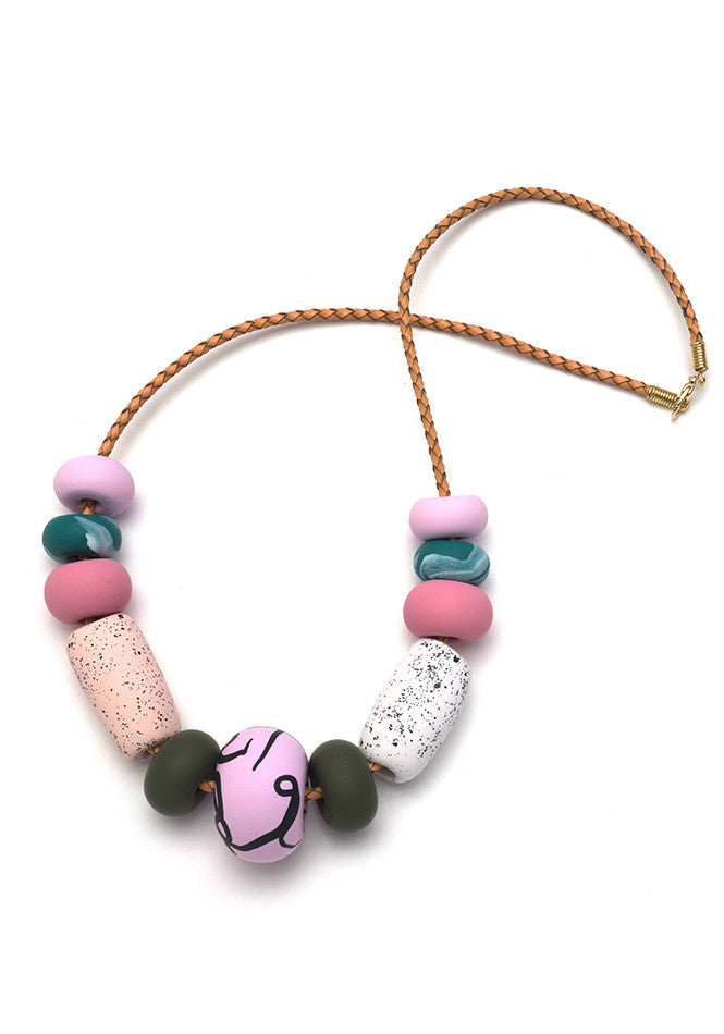 Frida Big Bead Necklace