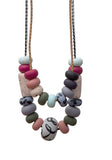 Nikki 9 Bead Necklace