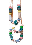 Julia Rose Big Bead Necklace