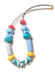 Pine Dash Big Bead Necklace