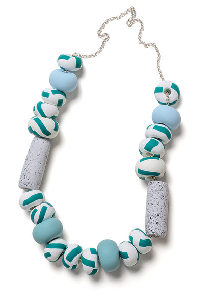 Pine Dash Limited Edition Big Bead Necklace