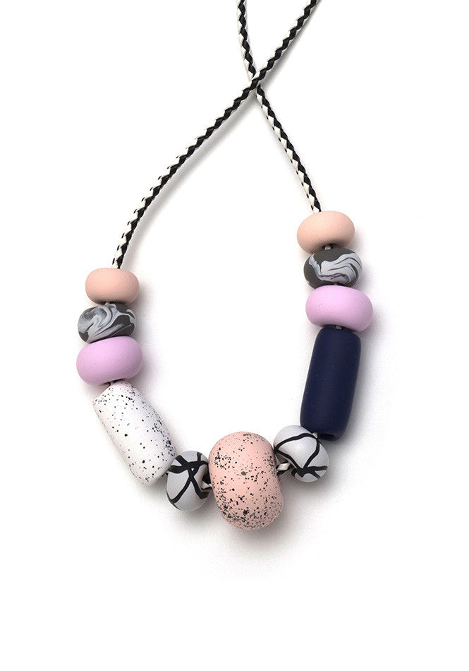 Sylvie Big Bead Necklace