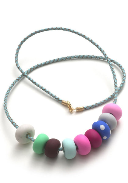 Delilah 9 Bead Necklace