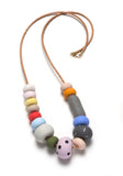 Greta Big Bead Necklace