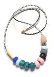 Nella Small Mixed Bead Necklace