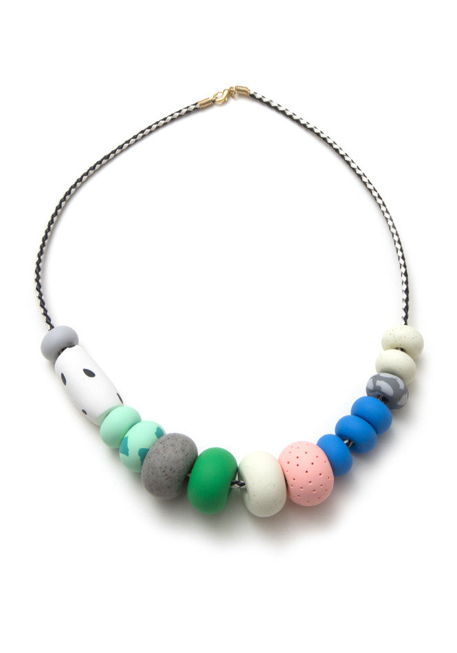 Erika Big Bead Necklace
