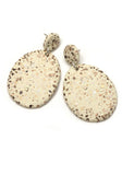 Gossling Harvest of Gold Terrazzo Drop Earrings