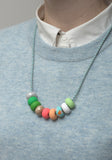 Mitzi 9 Bead Necklace