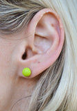 Splits - Mini Stud Earrings