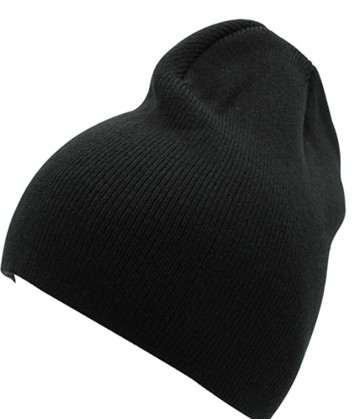 Custom Dripping font beanie
