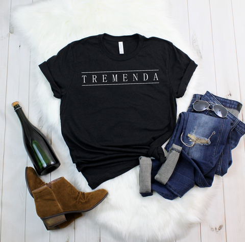 TREMENDA ADULT TEES