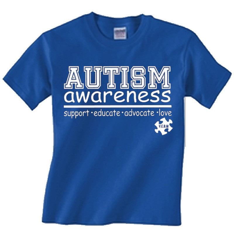 AUTISM AWARENESS: (ADULTS)
