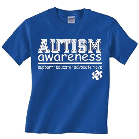 Autism awareness ( Toddler and Youth)