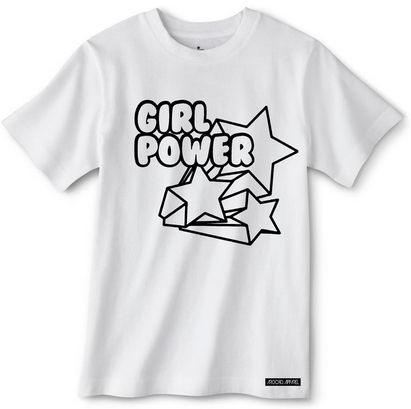 Girl Power shooting star