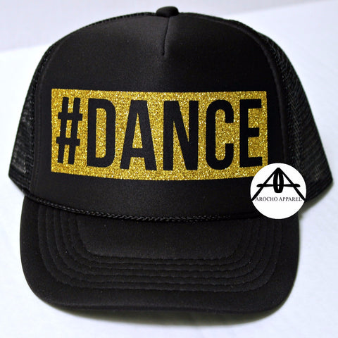 #DANCE  trucker hat