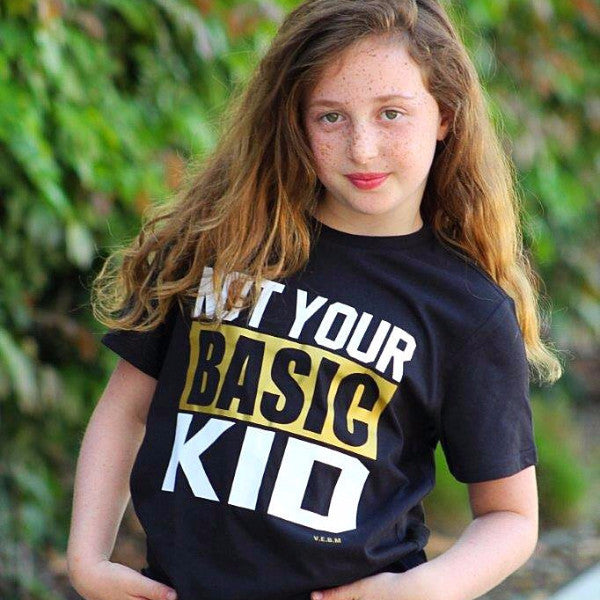 Not your basic kid