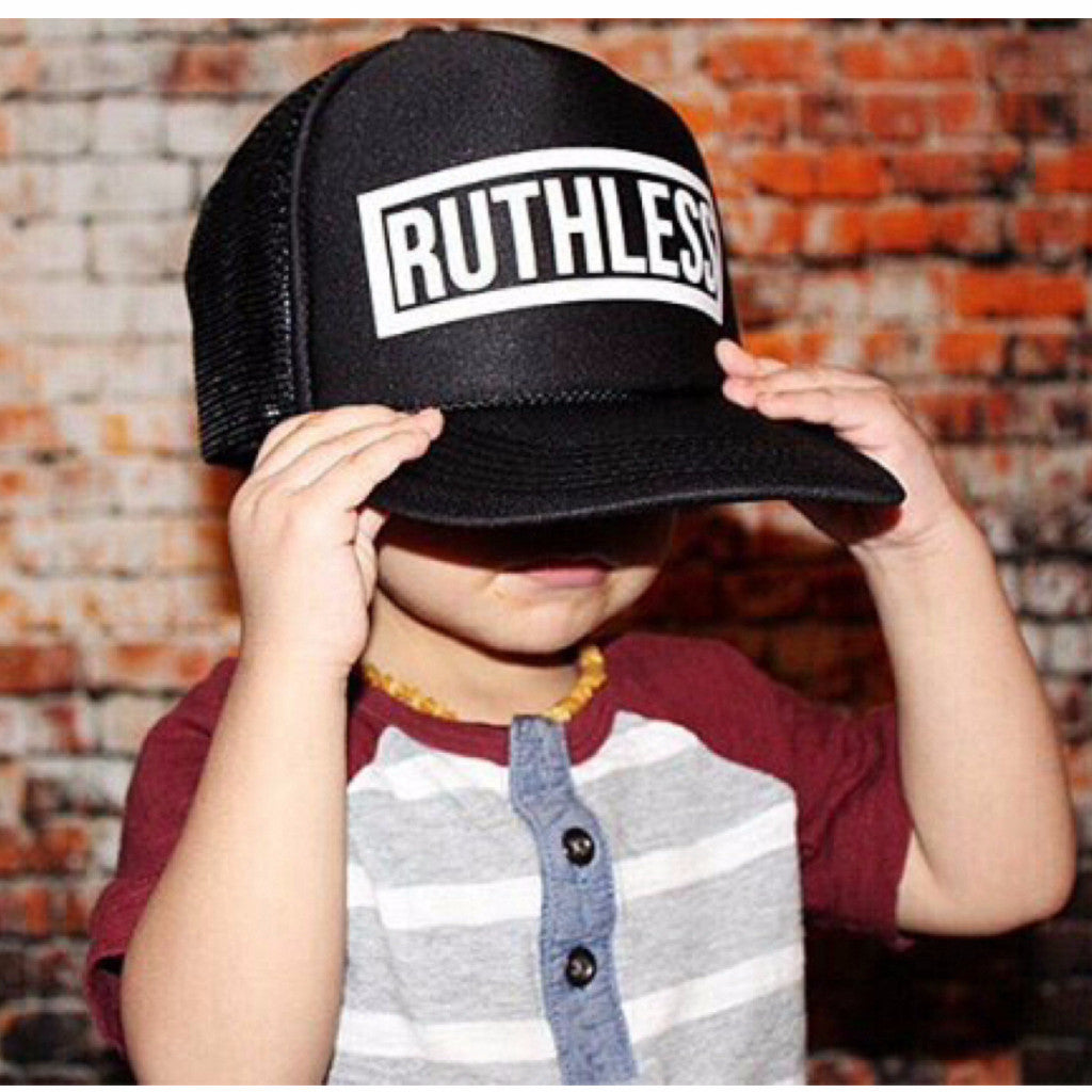 Ruthless Trucker hat
