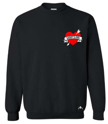 MOM CREW NECK SWEAT SHIRTS TODDLERS