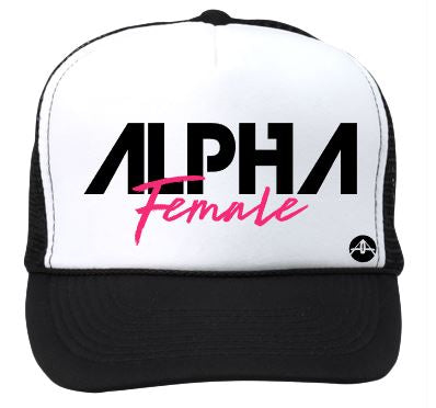 Alpha female trucker