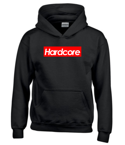 Hardcore Youth hoodie template