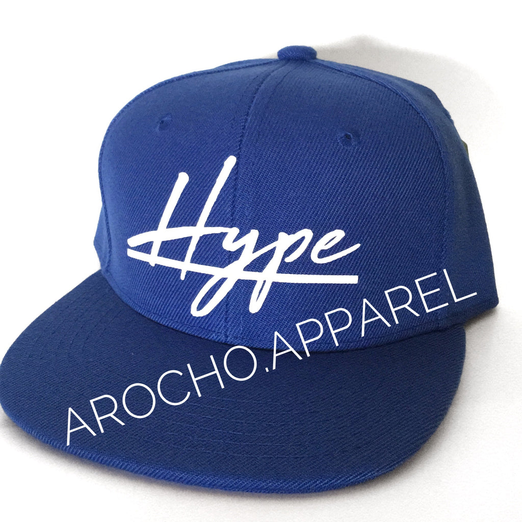 Hype snapback Royal