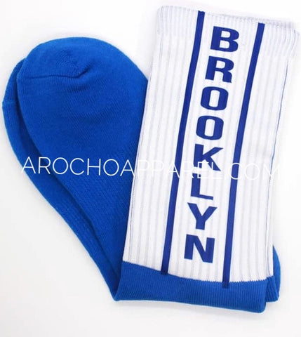 Brooklyn socks