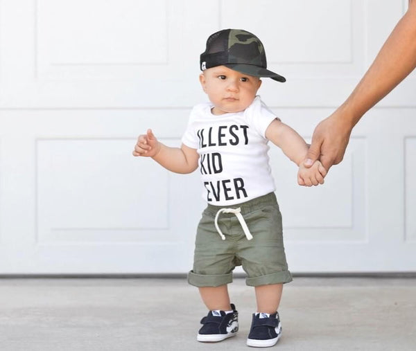 Illest kid ever bodysuit