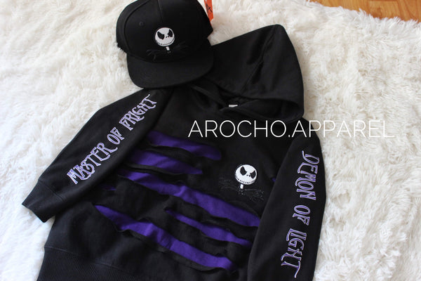 Slasher toddler crewneck (Halloween)