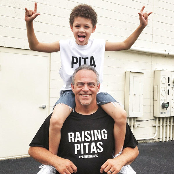 Raising pitas SET
