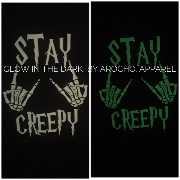 Stay creepy