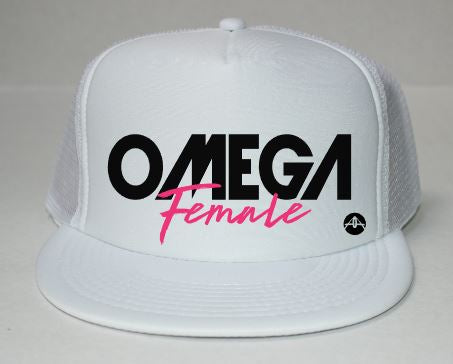 Omega female trucker