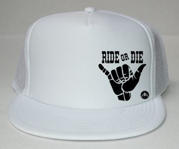 Ride or die trucker