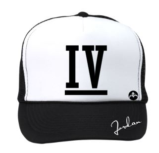 Roman Numeral birthday TRUCKER hat