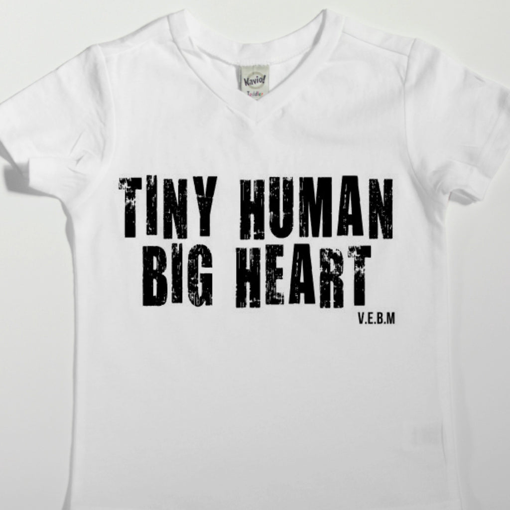 tiny human big heart (youth)