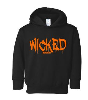 Wicked Toddler hoodie