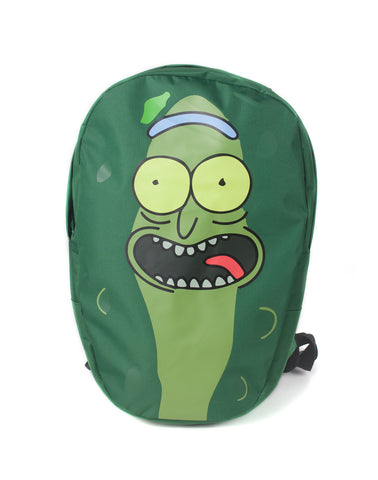 Rick and Morty - Pickle Rick Backpack