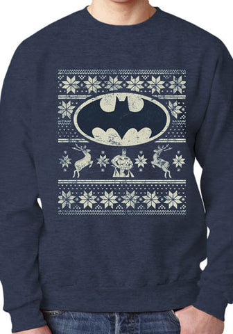 Batman - Christmas Jumper